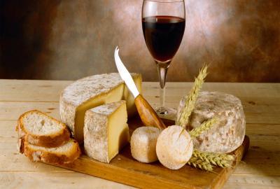 Beaujolais Nouveau - czerwone wino z okolic Beaujolais